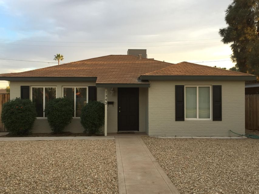 1343 E INDIANOLA Avenue, Phoenix, AZ 85014