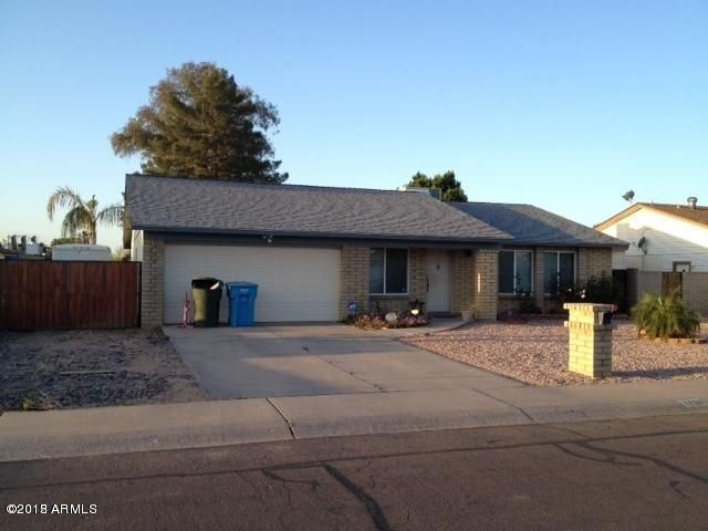 3707 W VILLA RITA Drive, Glendale, AZ 85308