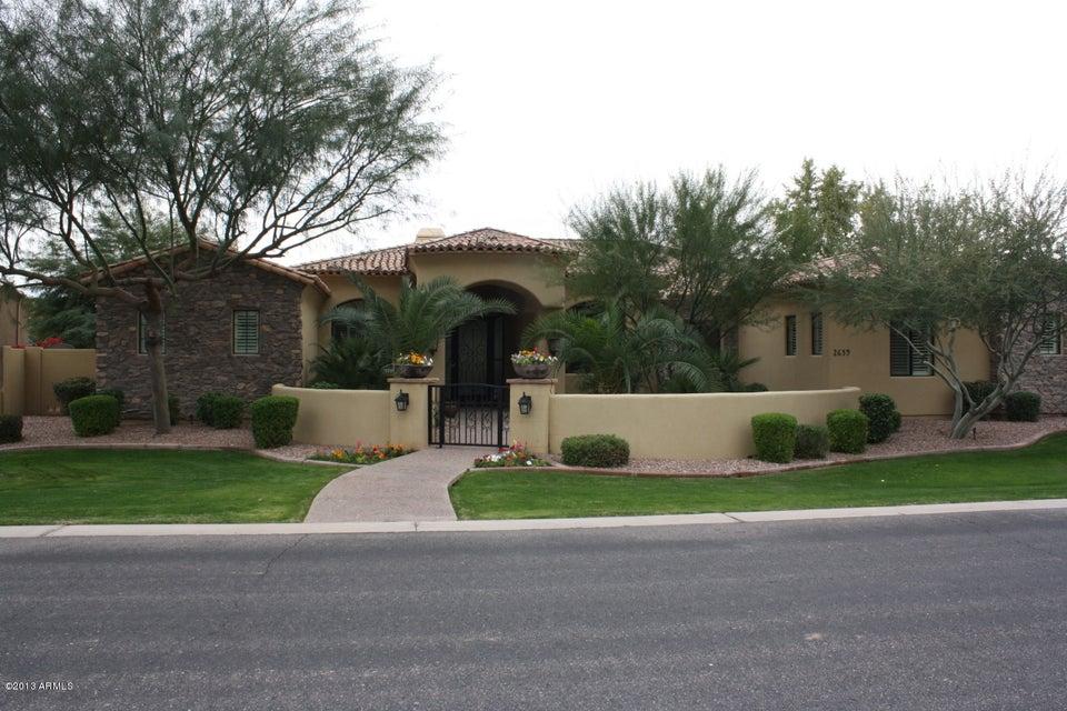2639 E JADE Place, Chandler, AZ 85286