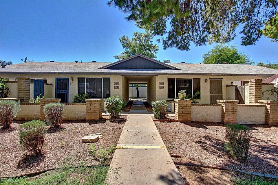3408 S HARDY Drive, Tempe, AZ 85282