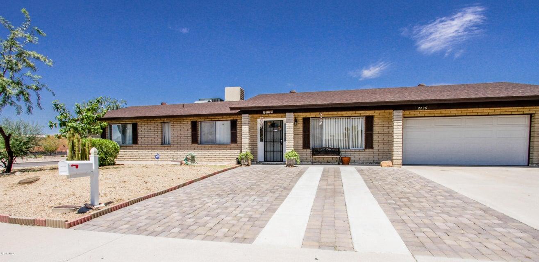 2236 W WESCOTT Drive, Phoenix, AZ 85027