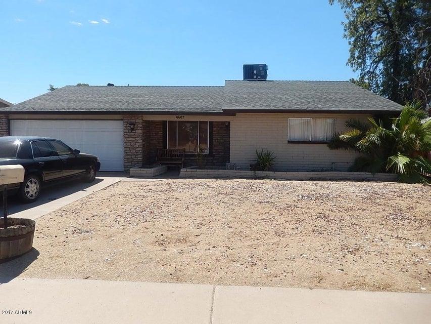 4607 W LUPINE Avenue, Glendale, AZ 85304
