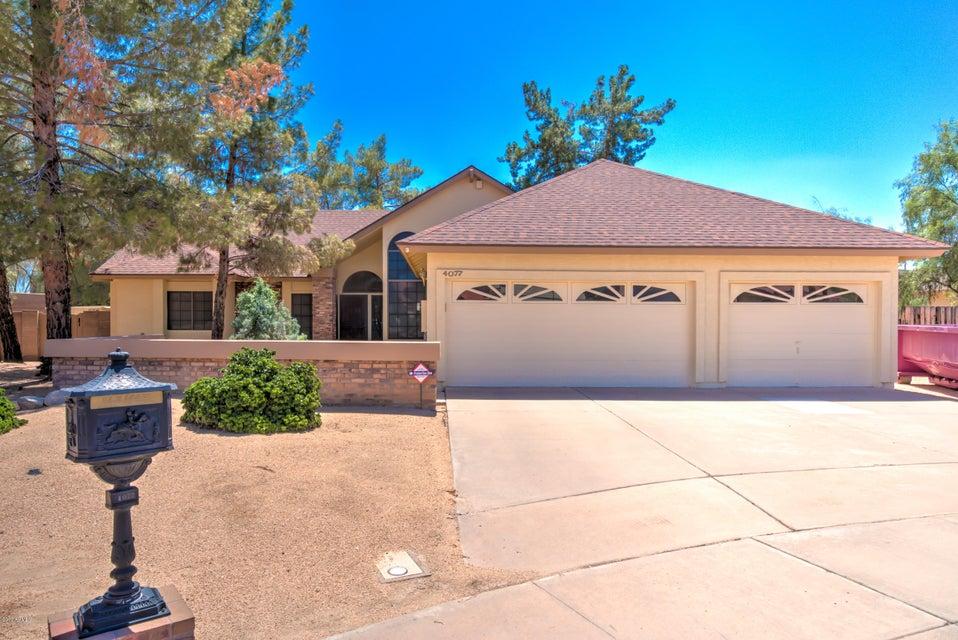 4077 W VICTORIA Lane, Chandler, AZ 85226