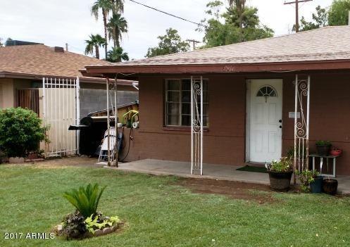 606 N Drew (West) Street, Mesa, AZ 85210