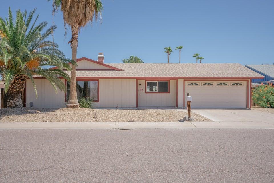 14811 N 52ND Avenue, Glendale, AZ 85306
