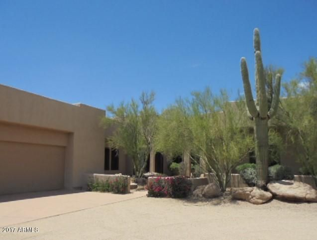 8937 E NORTHVIEW Lane, Carefree, AZ 85377