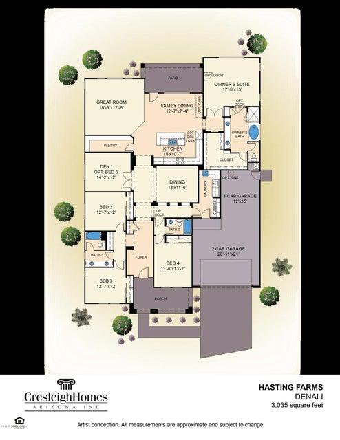 23392 S 209TH Place, Queen Creek, AZ 85142