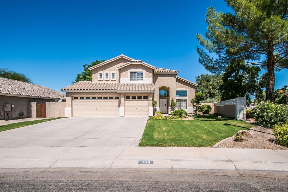 1108 E NUNNELEY Road, Gilbert, AZ 85296