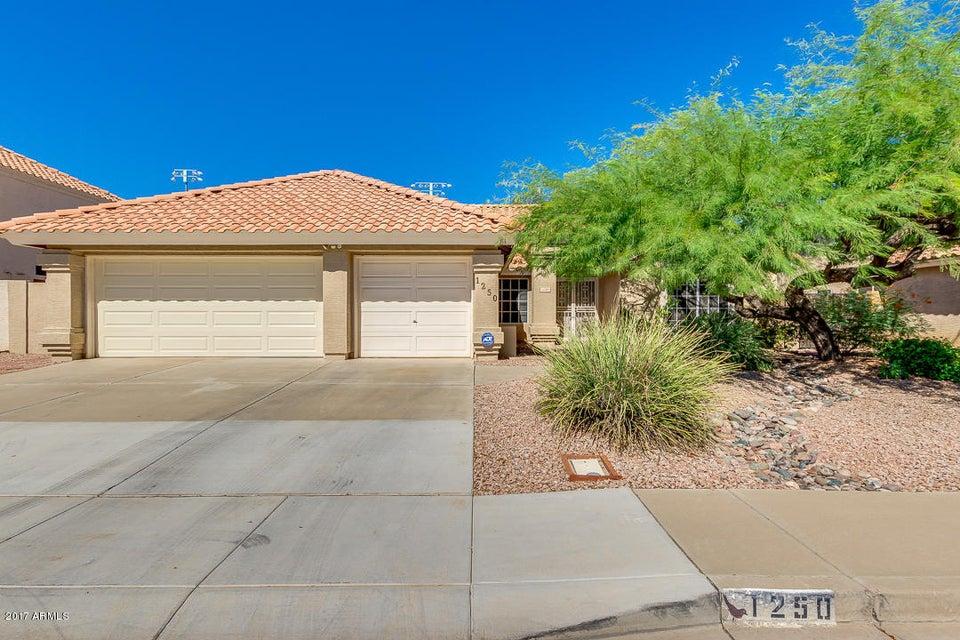 1250 N BRENTWOOD Place, Chandler, AZ 85224