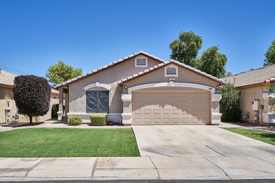 345 N ABALONE Drive, Gilbert, AZ 85233