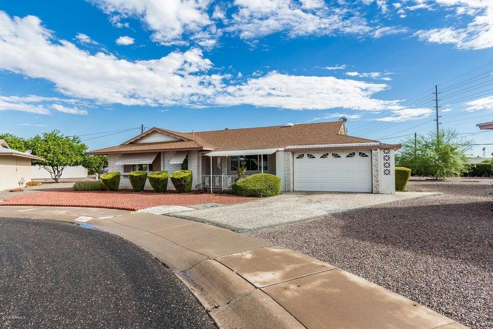 11815 N BALBOA Drive, Sun City, AZ 85351