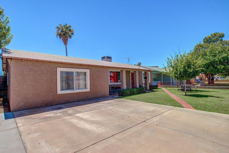 5639 W MONTE VISTA Road, Phoenix, AZ 85035