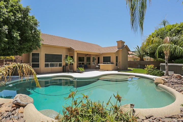 4642 S OLEANDER Drive, Chandler, AZ 85248