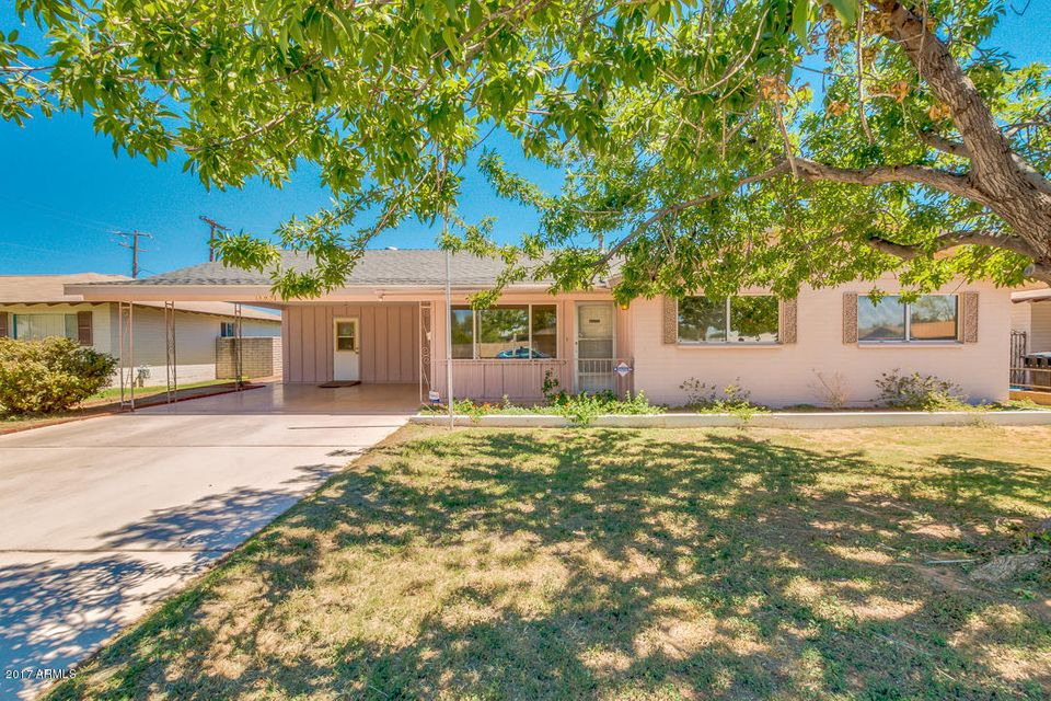 309 S WILLIAMS --, Mesa, AZ 85204