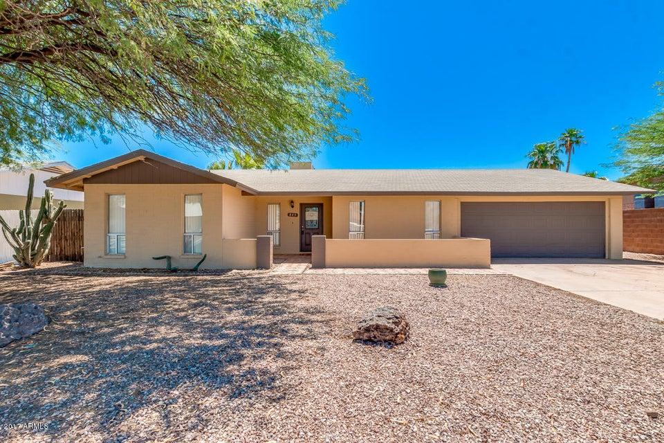 843 E GABRILLA Drive, Casa Grande, AZ 85122