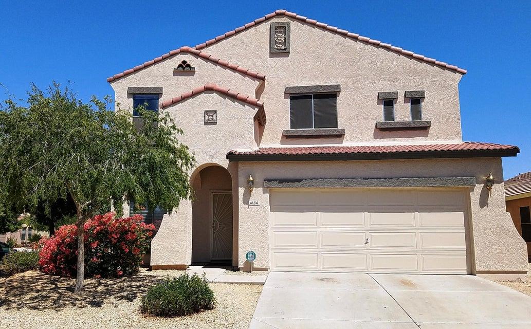 1634 W NANCY Lane, Phoenix, AZ 85041