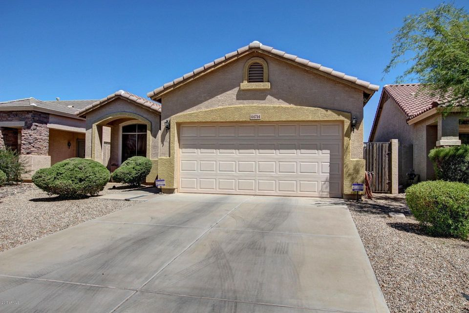44714 W PARAISO Lane, Maricopa, AZ 85139