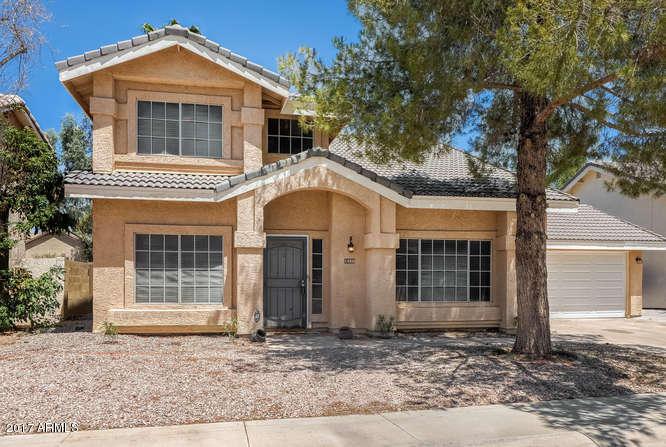 1456 E GAIL Drive, Chandler, AZ 85225