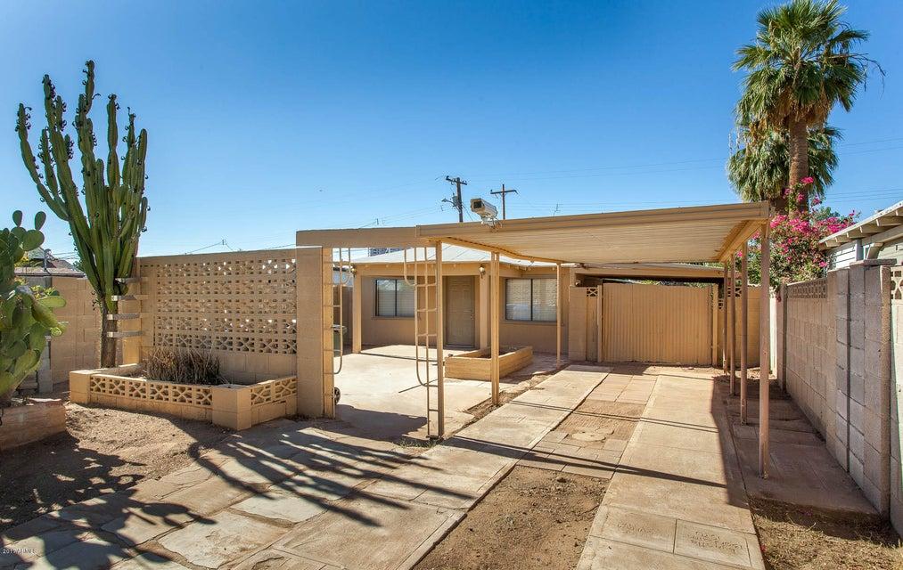 809 E Fairmount Avenue, Phoenix, AZ 85014