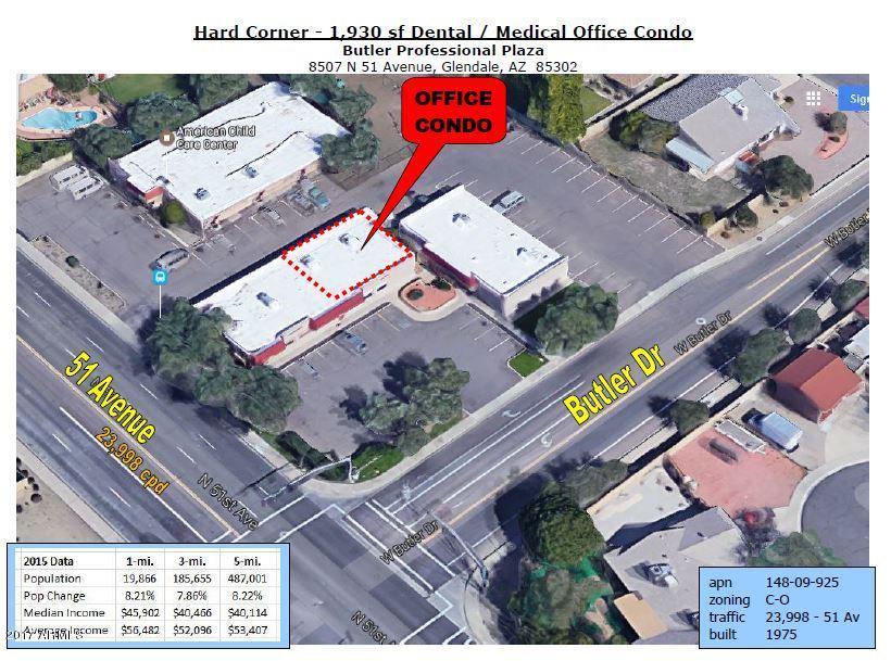 8507 N 51ST Avenue, Glendale, AZ 85302