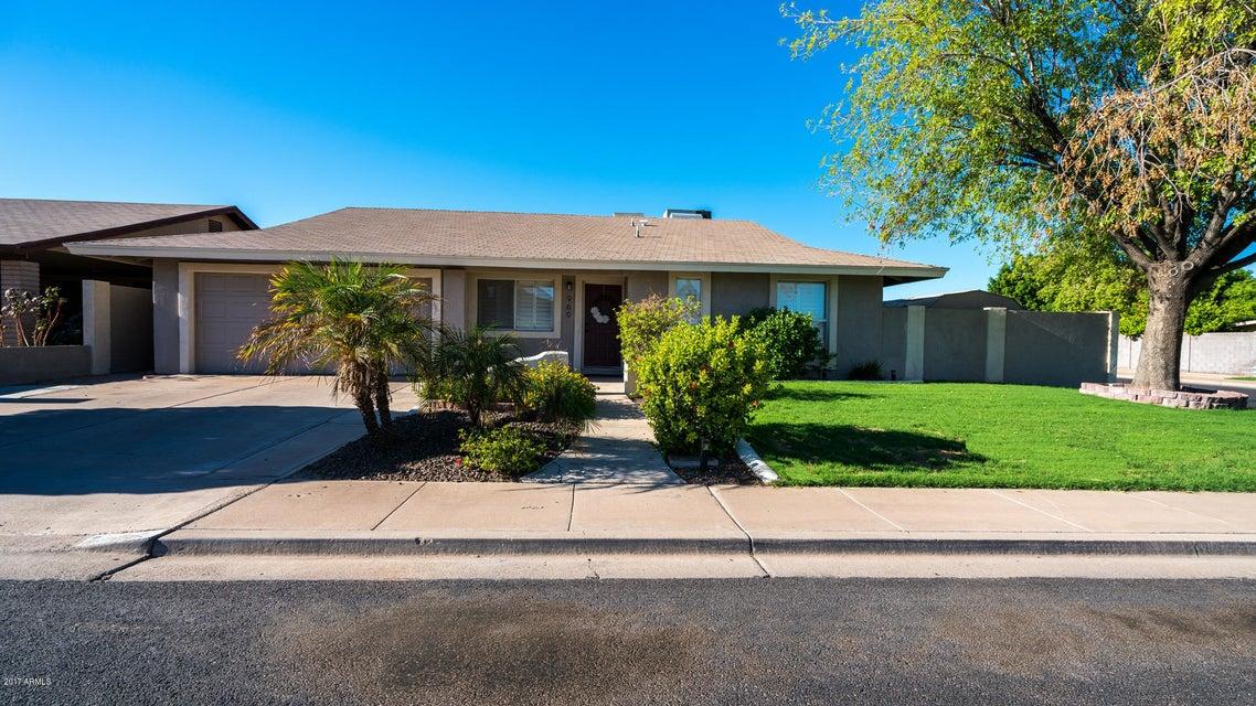 960 E HAMPTON Avenue, Mesa, AZ 85204
