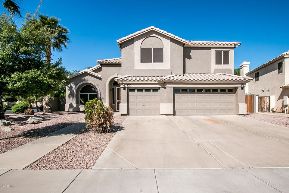940 S SADDLE Street, Gilbert, AZ 85233