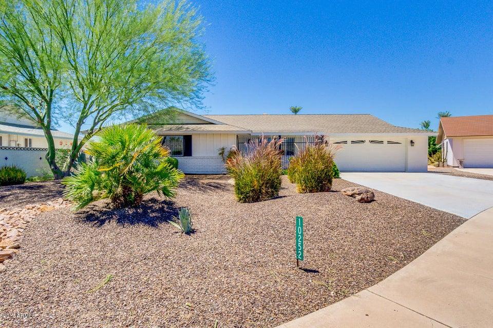 10252 N 102ND Drive, Sun City, AZ 85351