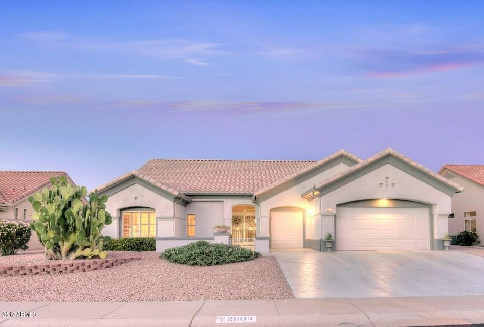 21013 N VERDE RIDGE Drive, Sun City West, AZ 85375