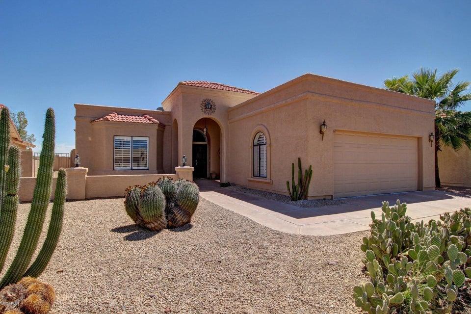 10719 E NAVAJO Place, Sun Lakes, AZ 85248