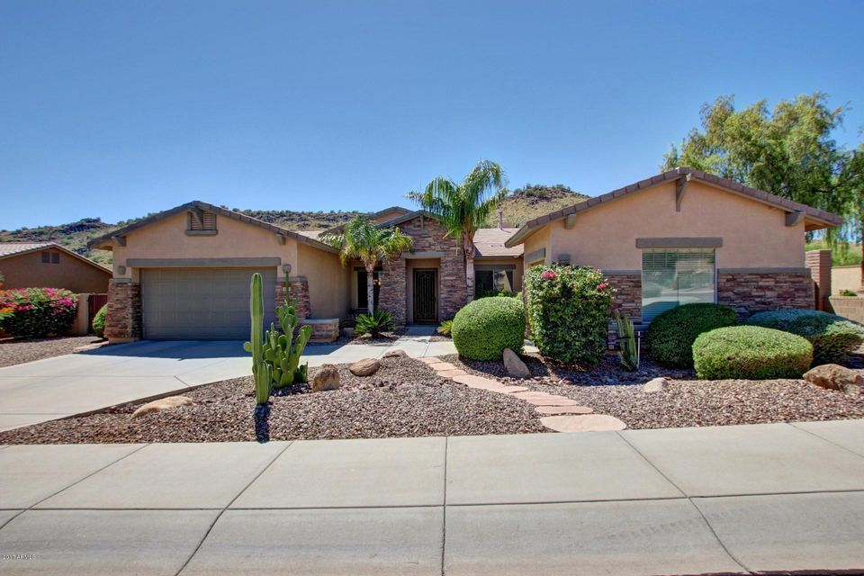 4639 W POKEBERRY Lane, Phoenix, AZ 85083