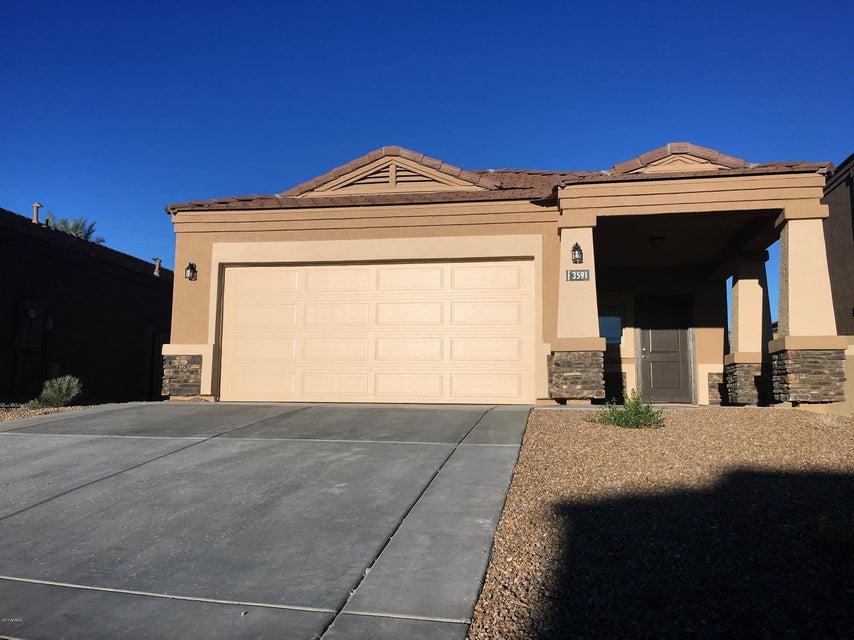 3591 N 299TH Drive, Buckeye, AZ 85396