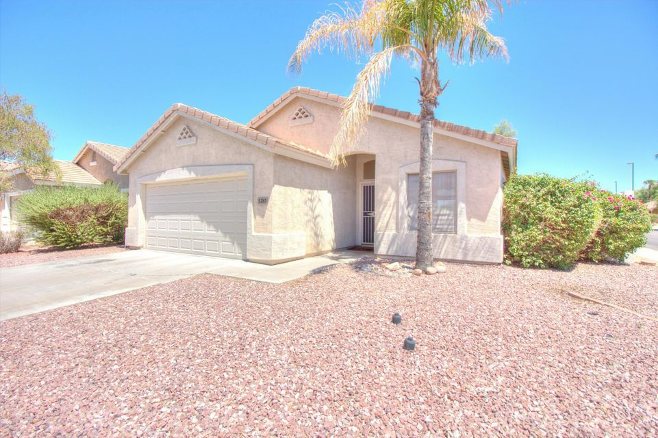 1287 S COLONIAL Drive, Gilbert, AZ 85296