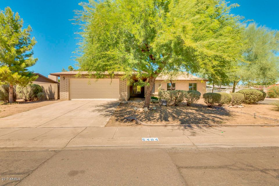 5404 W BARBARA Avenue, Glendale, AZ 85302