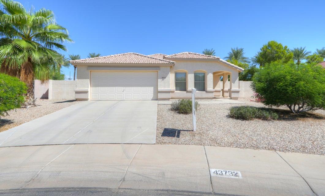 43732 W CALE Drive, Maricopa, AZ 85138