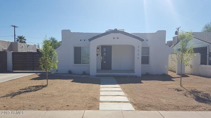 2329 N EVERGREEN Street, Phoenix, AZ 85006