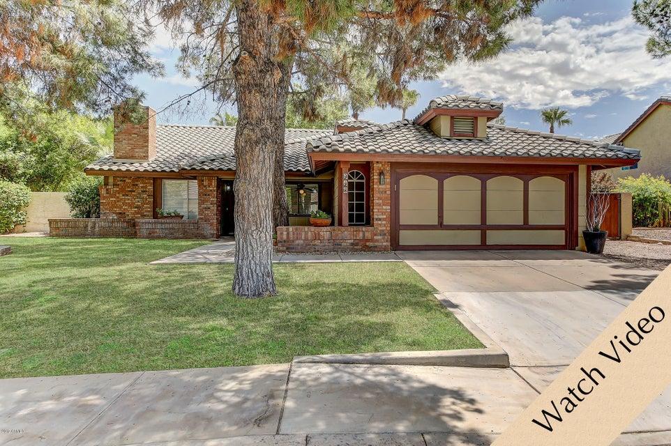 943 N SENATE Street, Chandler, AZ 85225