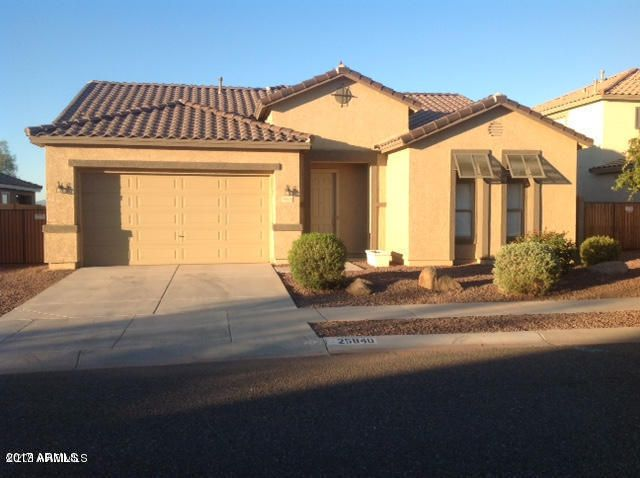 25840 N Desert Mesa Drive