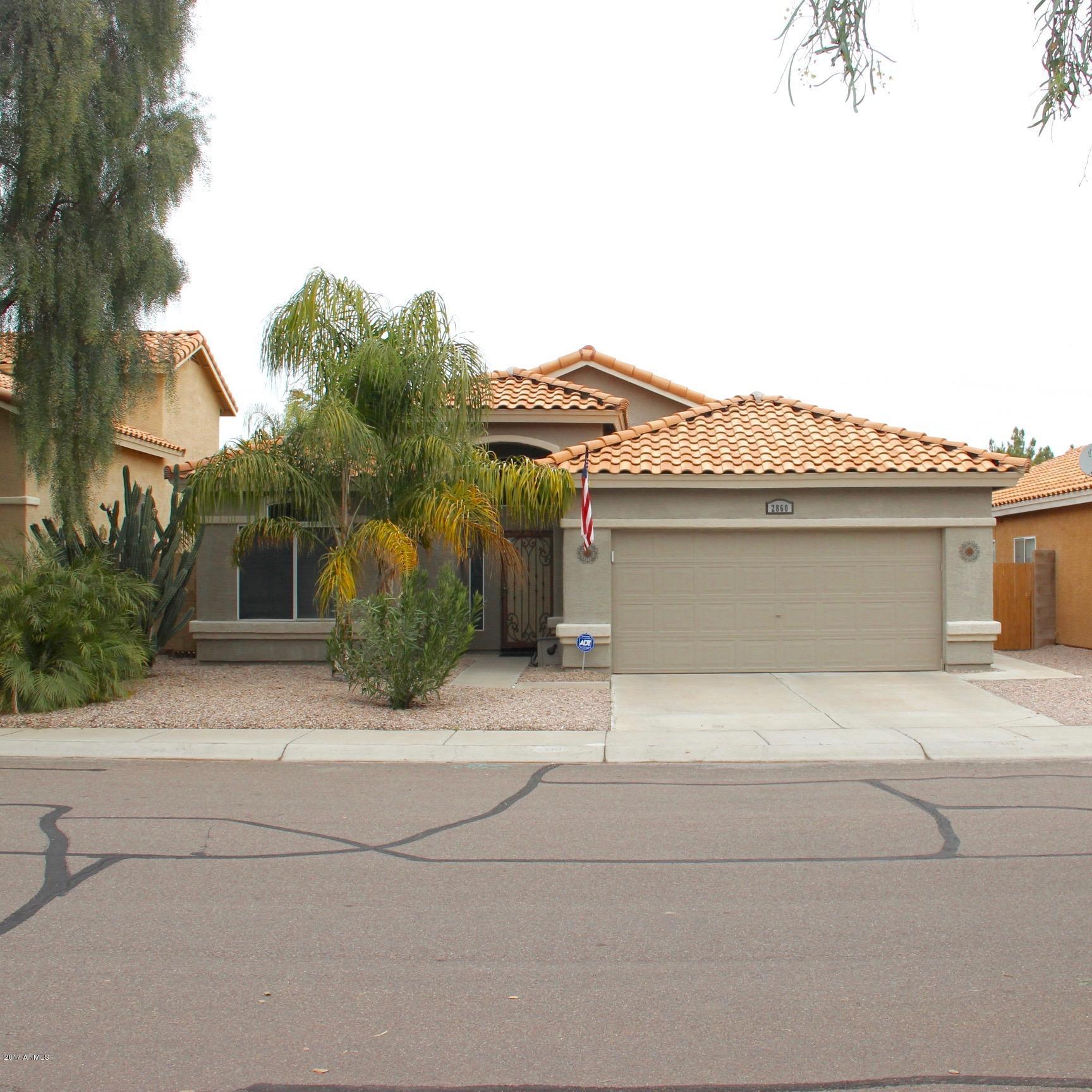 2860 W PARK Avenue, Chandler, AZ 85224
