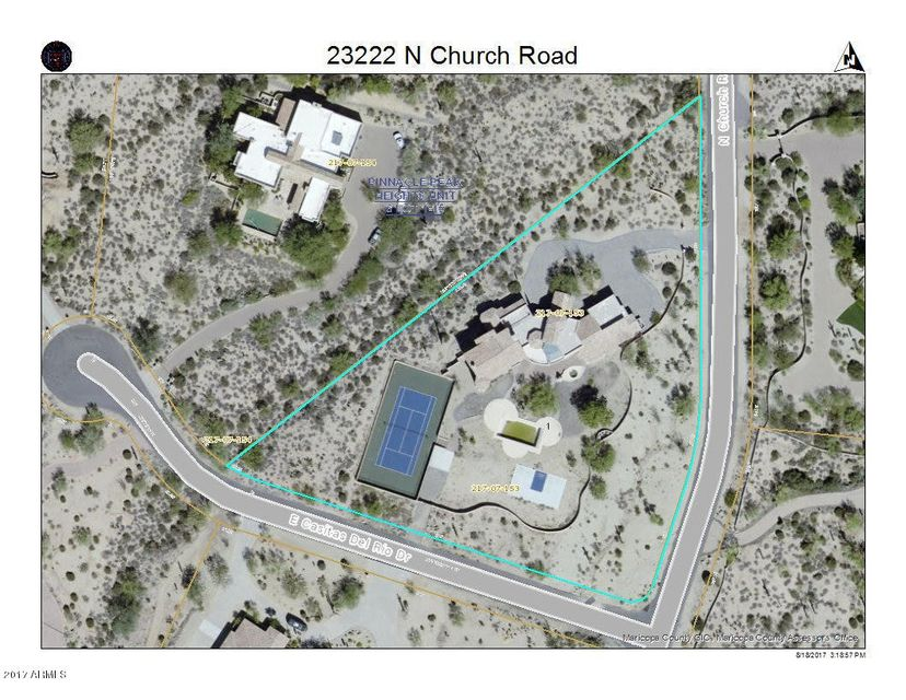 23222 N CHURCH Road Scottsdale, AZ 85255 - MLS #: 5653928