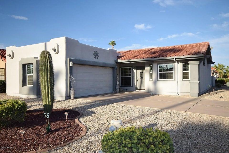 25251 S BOXWOOD Drive, Sun Lakes, AZ 85248