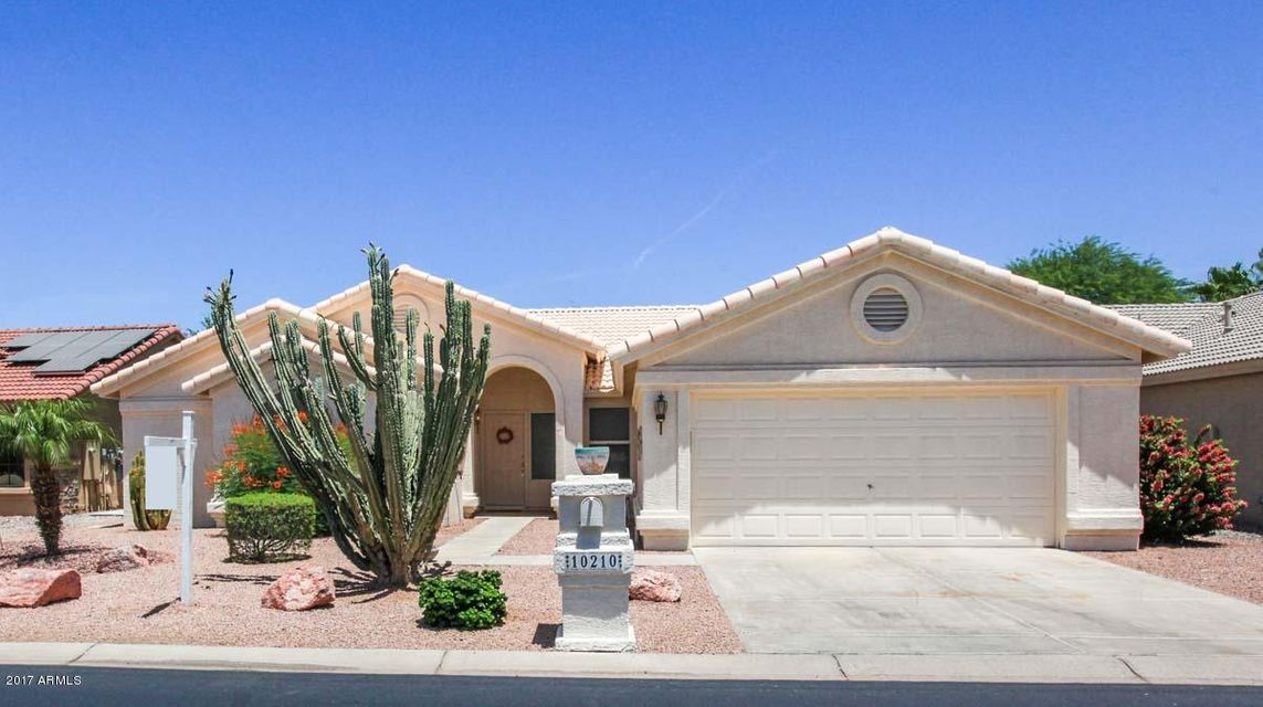 10210 E COPPER Drive, Sun Lakes, AZ 85248