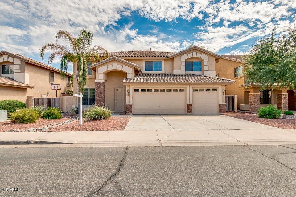 2757 E TEAKWOOD Place, Chandler, AZ 85249