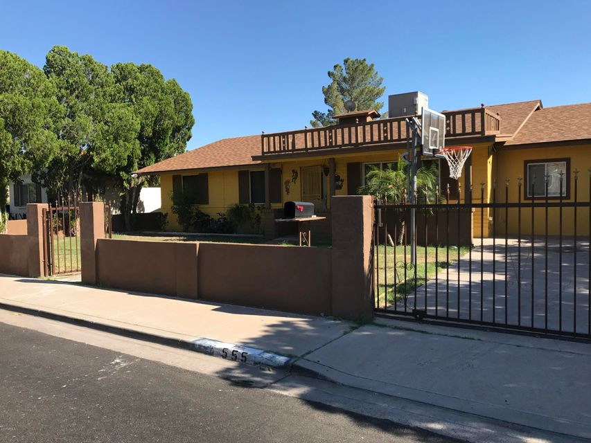 555 W EDGEWOOD Avenue, Mesa, AZ 85210