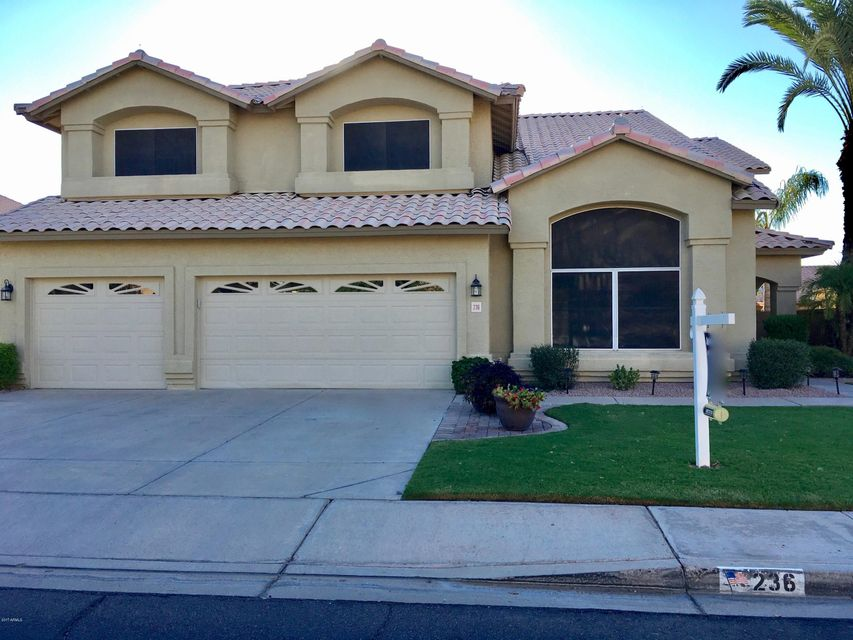236 S COBBLESTONE Drive, Gilbert, AZ 85296
