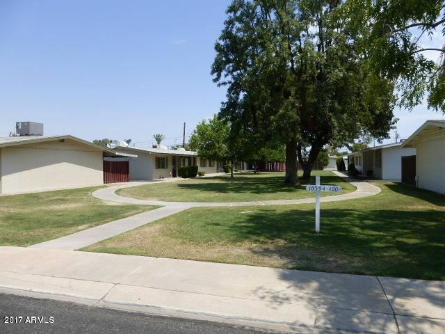 10402 W DEANNE Drive, Sun City, AZ 85351