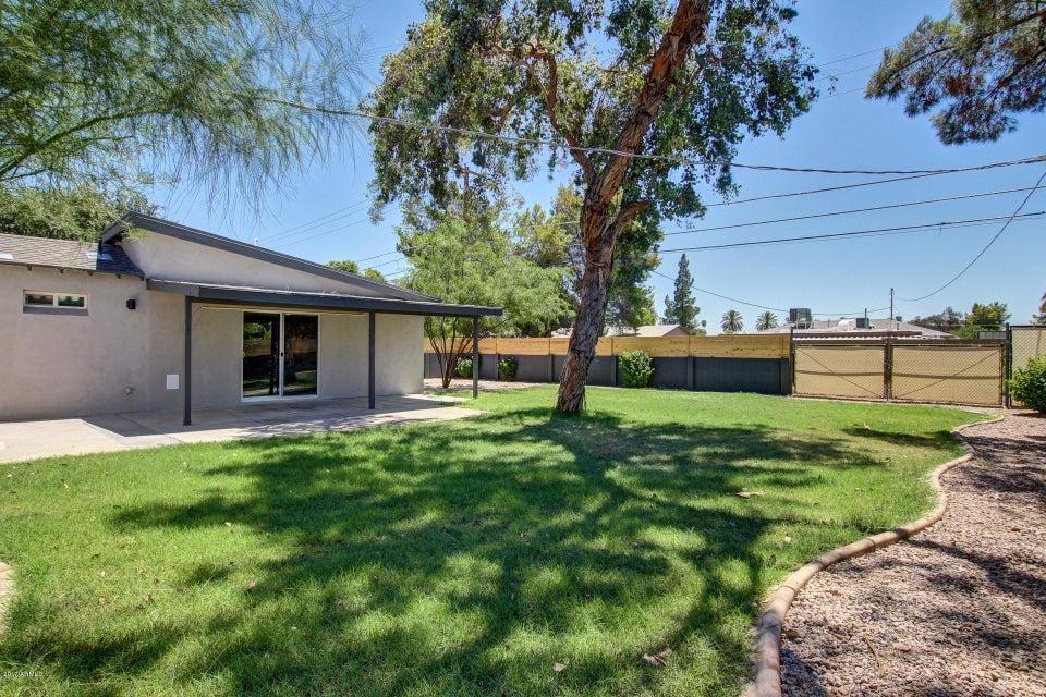 2531 E FAIRMOUNT Avenue Phoenix, AZ 85016 - MLS #: 5652223