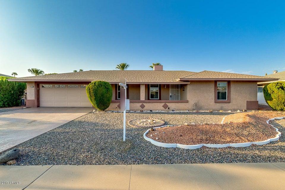 9502 W INDIAN HILLS Drive, Sun City, AZ 85351