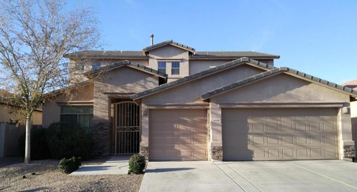 5518 W GLASS Lane, Laveen, AZ 85339