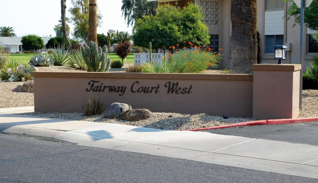 10855 N Fairway Court W, Sun City, AZ 85351