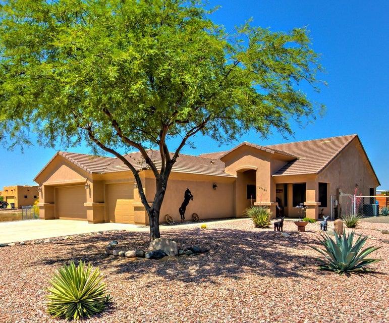 21120 W SLEEPY RANCH Road, Wittmann, AZ 85361